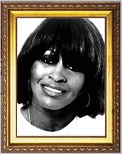 Tina Turner (nee. Anna Mae Bullock)