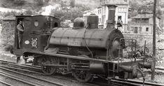 El Regato acoge una exposición sobre ferrocarril minero de Triano #Barakaldo Bilbao, Trains, Train Times, Train Engines, Illustrations, Steam Locomotive, Train Tracks, Great Britain, Greece