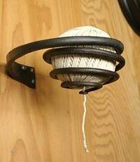 String holder... Genius!!