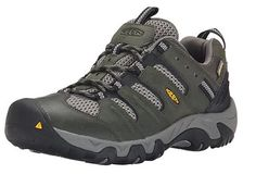 cd04f1bece59 New Keen Mens Koven Waterproof Leather Athletic Trail Hiking Shoes Size 11.5