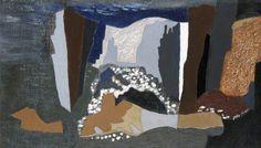'Coast of Pembroke' by John Piper, 1938 (oil on canvas on board)