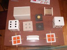 Μικροκατασκευές από Corian (τασάκια και διακοσμητικά)