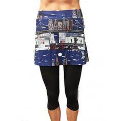 NYC Capri Skirt