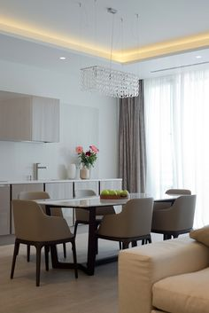Moscowapartment 8 Smooth, Elegant and Highly Contemporary Moscow Apartment by SL project