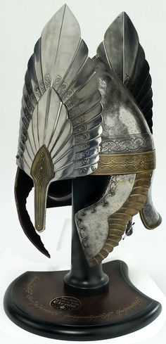Helmet of King of Elendil from Lord of the Rings Movie series