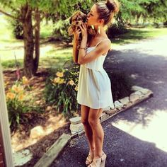 Dress #summer #fashion