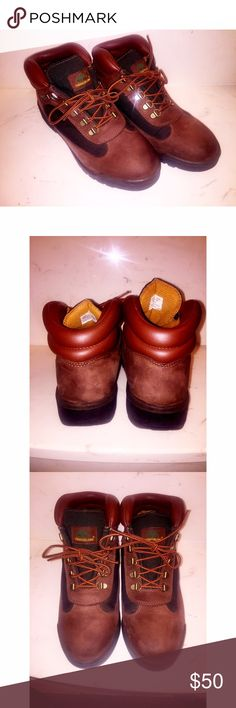 Brown Timberland Boots Field Boots. Brown. Timberland Shoes Boots