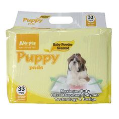 ANYPET Puppy Training Pads, 33 Piece >>> Find out more about the great product at the image link. (This is an affiliate link) Pet Dogs, Pets, Doggies, Puppy Pads, Dog Training Pads, Technology Design, Baby Powder, Dog Care, Dog Treats
