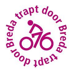 Logo Breda trapt door