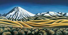 Tongariro by Diana Adams - www.imagevault.co.nz