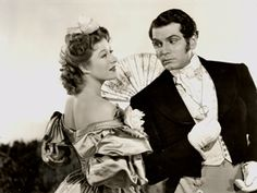 "1939's ""Pride and Prejudice"" - Greer Garson and Laurence Olivier were adorable!"