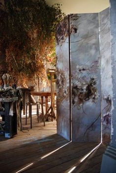 Studio of Claire Basler