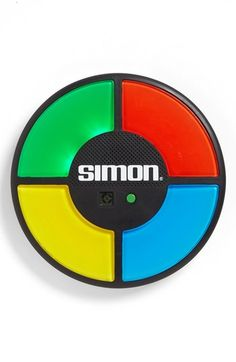 Free shipping and returns on SCHYLLING 'Simon' Memory Game at Nordstrom.com. The classic memory game is back with a sleeker silhouette and streamlined features. Keep your mind in ship-shape with Simon's ever-increasing sequences of light and sound—or challenge a friend to the two-player mode for an all-out battle of the brains.