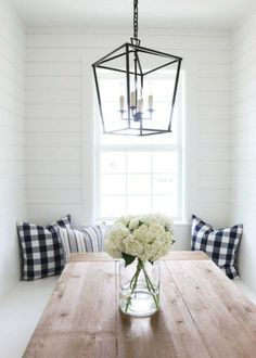 Check out this enviable modern farmhouse inspiration and simple tips to bring the style into your own home.