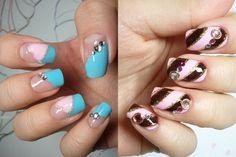 Plenty of beautiful nail ideas here.