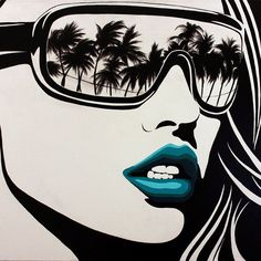 Pop Art -  by Shane Turner