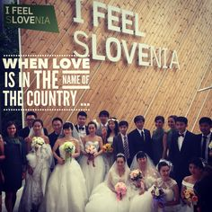 When LOVE is in the name pf the country #ifeelslovenia