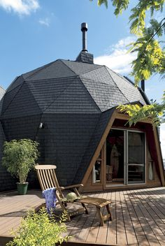Metal buildings shops homes and garage and outbuildings insurance - Check Out THE IMAGE for Lots of Tips and Ideas. Quonset Hut Homes, Log Homes, Cabin Homes, Metal Building Homes, Building A House, Environmental Architecture, Geodesic Dome Homes, Dome Tent, Dome House