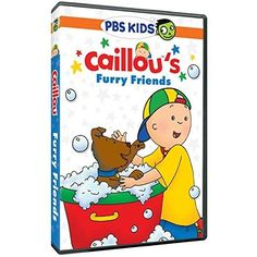 . - Caillou: Caillous Furry Friends