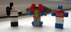 Microscale LEGO Transformers: Exactly What Meets the Eye - Boing Boing