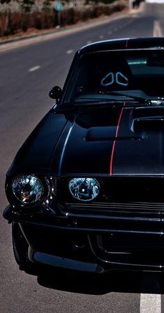 Hot Cars — h-o-t-cars: Ford Mustang Ford Mustang Gt, Mustang Fastback, Mustang Cars, Classic Mustang, Ford Classic Cars, Hot Cars, Maserati, Lamborghini, Automobile