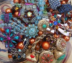 The Jewelry Lady's Store: Vintage And Antique Jewelry