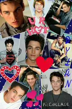 Aweome PicCollege of Dylan by Kaitlyn Beasley!!