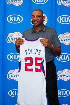Clippers introduce Doc Rivers  http://www.nba.com/clippers/news/clippers-land-reggie-bullock-no-25