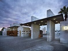Front Gate Design, Main Gate Design, Entrance Design, Entrance Gates, Main Entrance, Landscape Architecture, Architecture Design, Compound Wall Design, Guard House