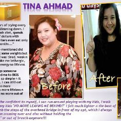 Testimony from a user. After falling in love with Bios Life Slim, she joined us as a business owner. :)