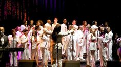 How amazing would it be to listen to the London Community Gospel Choir?  This is definitely going on my list!