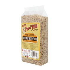 Save on Bob's Red Mill Buckwheat Hot Cereal. Creamy Buckwheat Cereal Is Stone Ground, Organic, And A Good Source Of Protein And Dietary Fiber. The Robust Buckwheat Flavor Is A Cereal Lover's. Fun Baking Recipes, Gourmet Recipes, Bob's Red Mill Oatmeal, Graham Flour, Teff Flour, Sem Gluten Sem Lactose, Creamy Rice, Organic Brown Rice, Baking