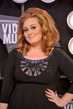 Love Adele.
