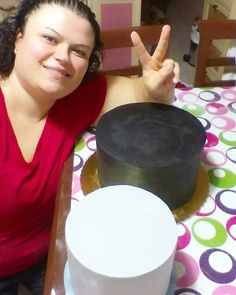 Keskin kenar pasta keskin kose pasta cake siyah blackcake