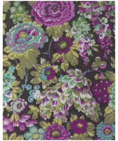Elysian C Tana Lawn, Liberty Art Fabrics. This site has some fantastic vintage floral fabrics