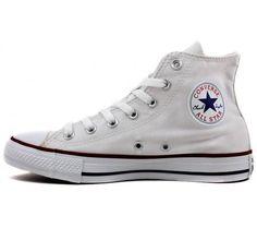 Tênis All Star Converse CT AS Core Hi CT112002 Branco - Pixole.com