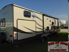 2013 CrossRoads Sunset Trail Super Lite ST300BH - The RV Guy's - Valley View…