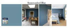 Dulux Stonewashed Blue