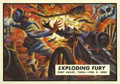 Toys in the Attic - Civil War News Trading Cards