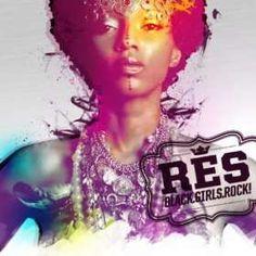 BlackGirlsRock! cover art. Photography by Hannah Selah, Art Direction: Chris Lyons