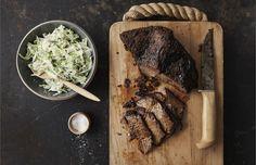 Juhannusmenu x 3   Valio Cole Slaw, Steak, Food And Drink, Coleslaw, Coleslaw Salad, Steaks