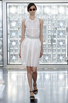 Christine Phung collection printemps-été 2015 #mode #fashion