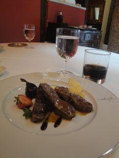 Pato. Restaurante Adolfo. Toledo, España.