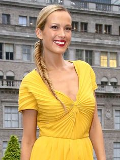 You won't have to fish for compliments when you're flaunting a braid like this one!  #hairstyles