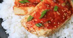 12 Ways to Cook Tofu for Beginners Grilled Tofu, Marinated Tofu, Baked Tofu, Tofu Burger, Tofu Sandwich, Tofu Dishes, Spicy Dishes, Tofu Recipes, Healthy Recipes