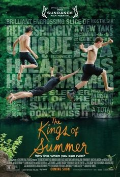 The Kings of Summer (2013) movie #poster, #tshirt, #mousepad, #movieposters2