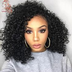 146.64$  Watch here - http://aliwvl.worldwells.pw/go.php?t=32771210096 - Fast Delivery Full Lace Wigs Brazilian Hair Afro Kinky Lace Front Wigs For Black Women Shoulder Length Full Lace Human Hair Wig