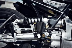 Bmw K75 Cafe Racer by Renard Speed Shop #motorcycles #caferacer #motos | caferacerpasion.com