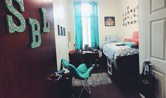 College Dorm Room- Hunt Hall UNC Charlotte