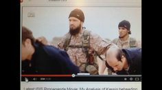 A muslim defies the so-called Islamic State ISIS  إهداء إلى الدكتور فيصل...